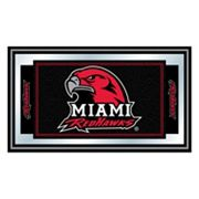 Miami RedHawks Framed Logo Wall Art