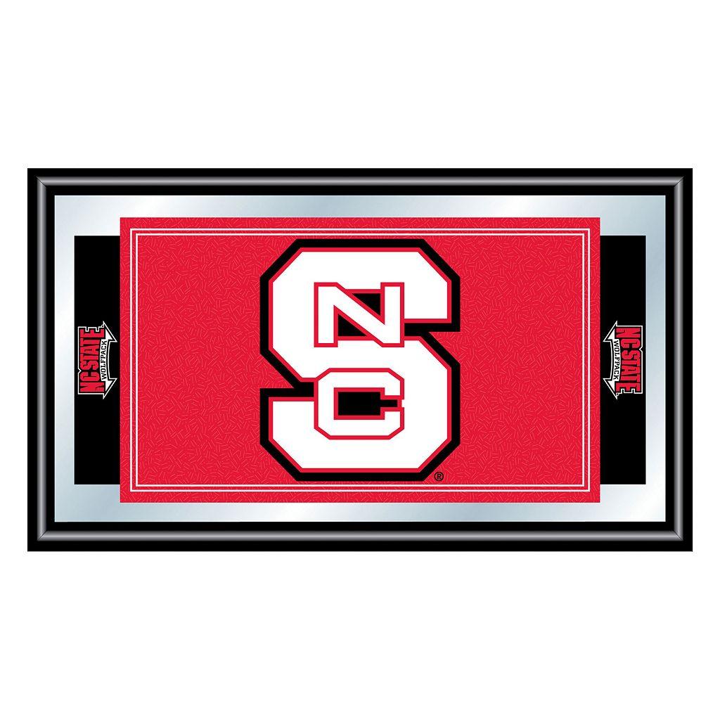 North Carolina State Wolfpack Framed Logo Wall Art