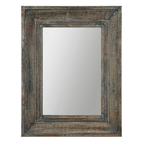 Missoula Distressed Wall Mirror
