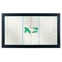 North Dakota Framed Logo Wall Art
