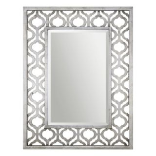 Uttermost Sorbolo Trellis Wall Mirror