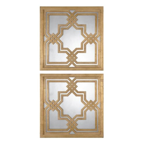 Piazzale 2-piece Square Wall M...