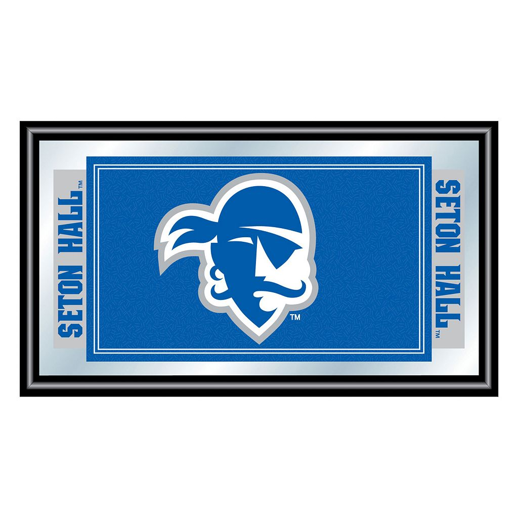 Seton Hall Pirates Framed Logo Wall Art