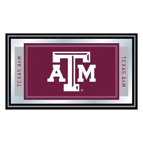 Texas A&M Aggies Framed Logo Wall Art
