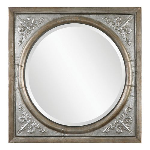 Ireneus Embossed Wall Mirror