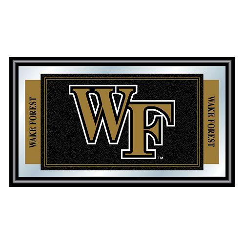 Wake Forest Demon Deacons Framed Logo Wall Art