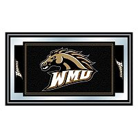 Western Michigan Broncos Framed Logo Wall Art