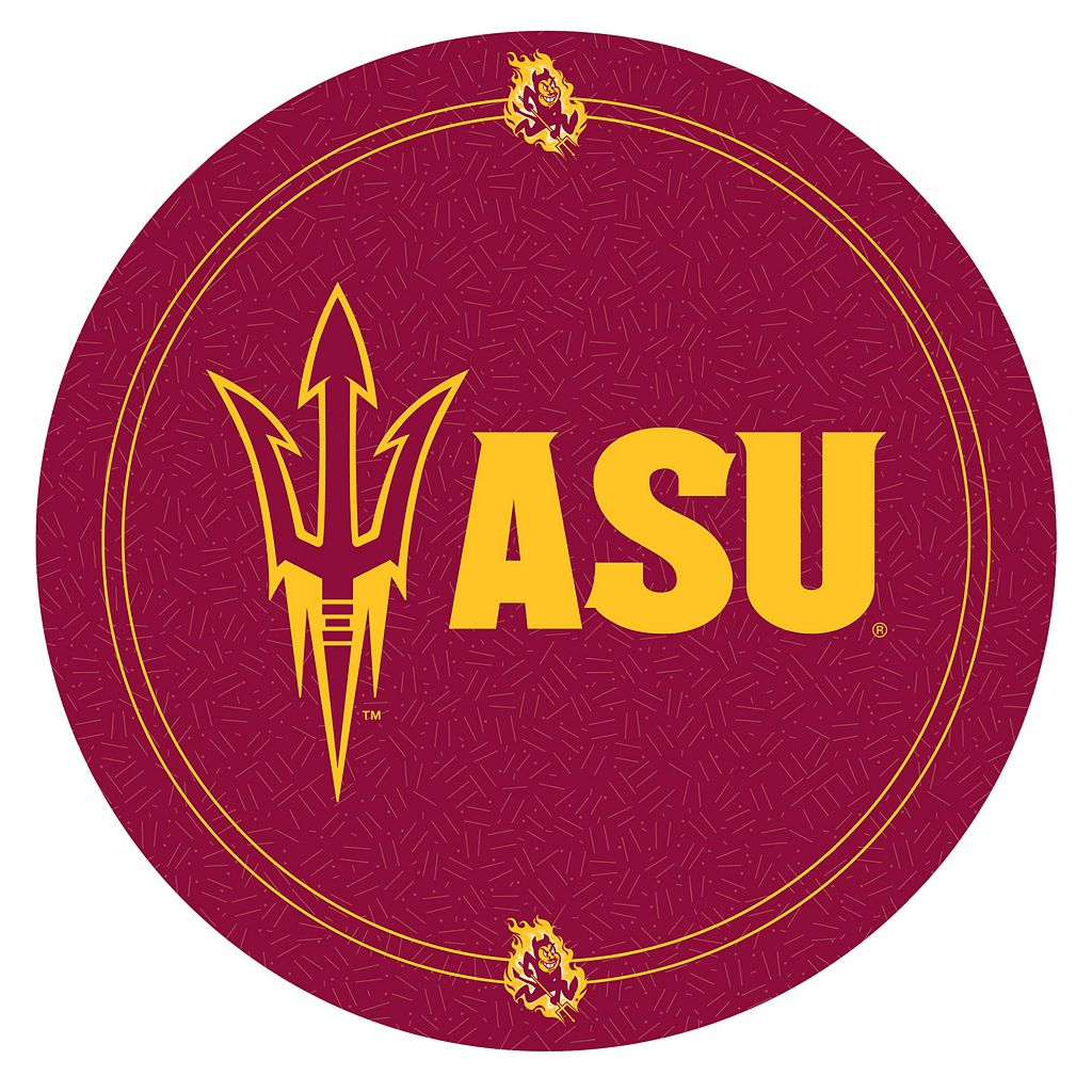 Arizona State Sun Devils Chrome Pub Table