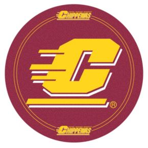 Central Michigan Chippewas Chrome Pub Table