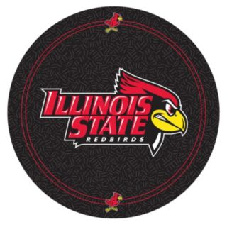Illinois State Redbirds Chrome Pub Table