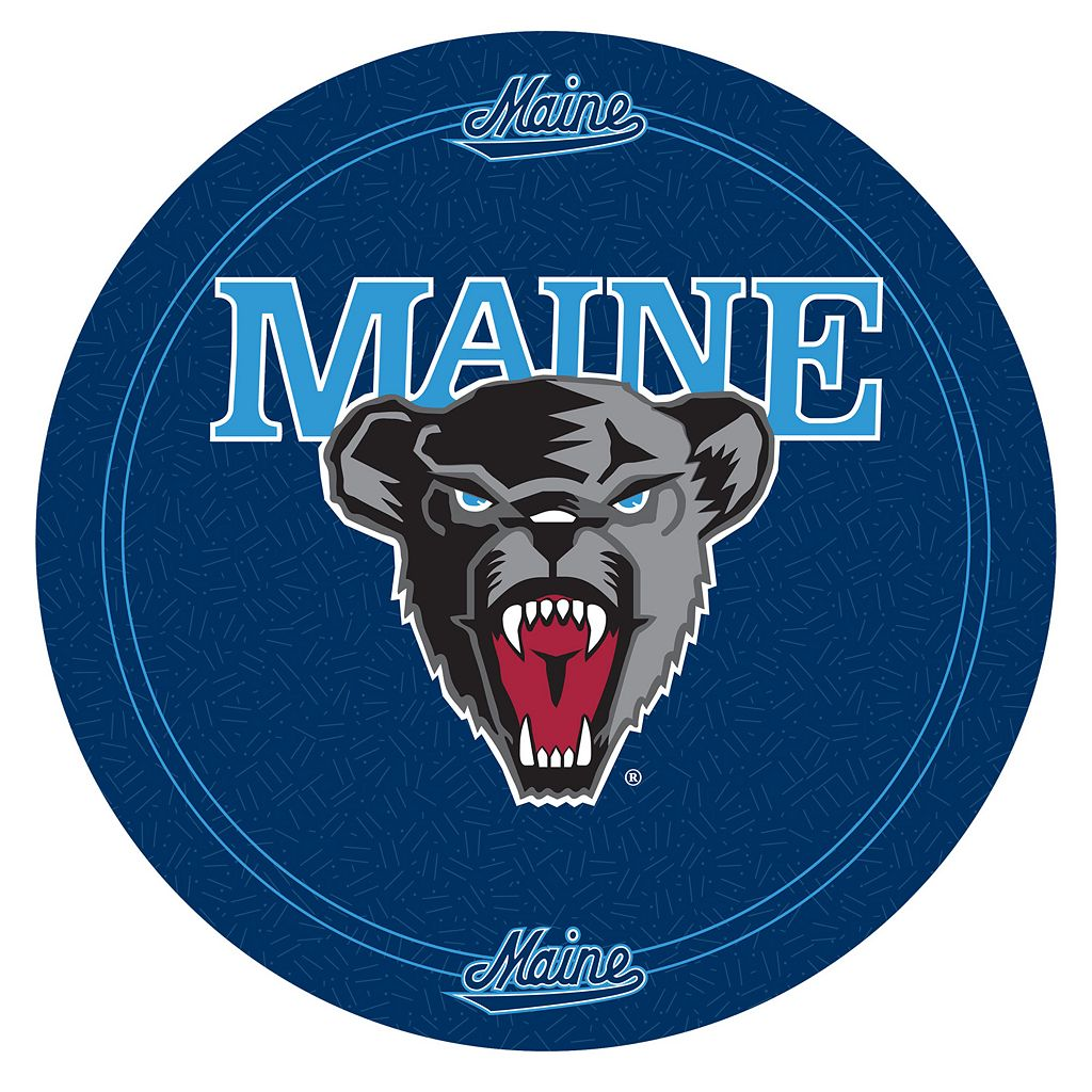 Maine Black Bears Chrome Pub Table
