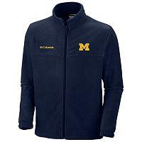 Columbia Michigan Wolverines Flanker II Full-Zip Fleece - Men