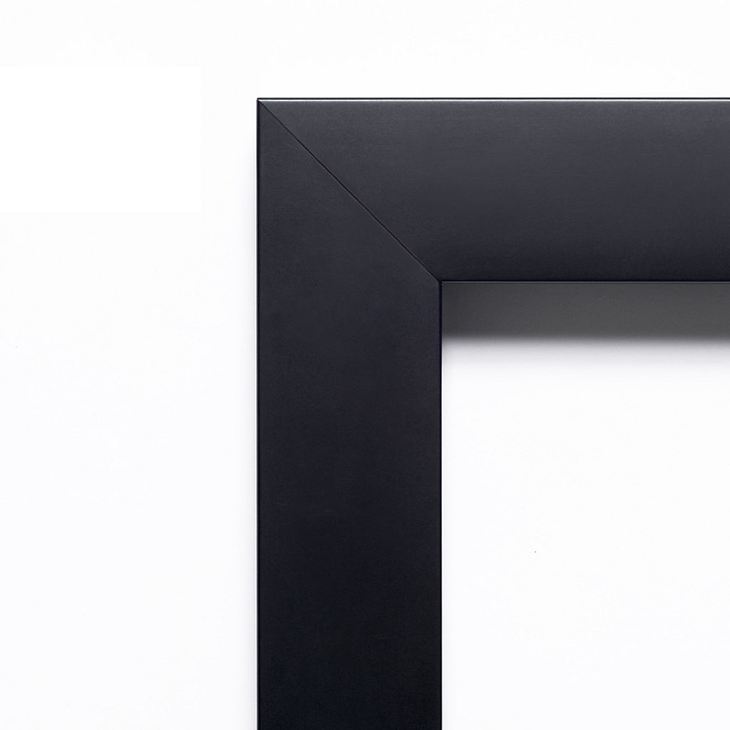 ''Masculine Wave'' Framed Art Print