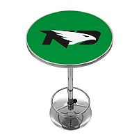 North Dakota Chrome Pub Table