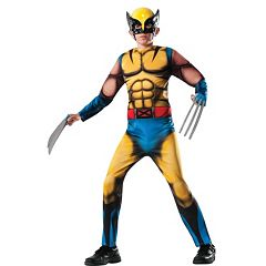 Marvel Deluxe Wolverine Costume Kids by