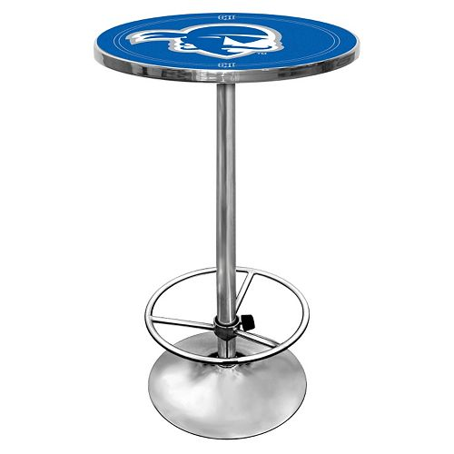 Seton Hall Pirates Chrome Pub Table