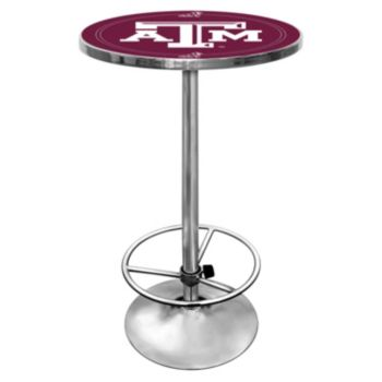 Texas A&M Aggies Chrome Pub Table