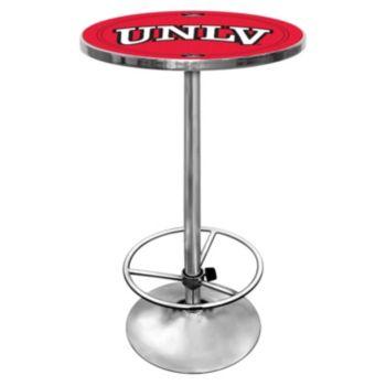 UNLV Rebels Chrome Pub Table