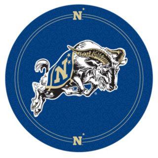 Navy Midshipmen Chrome Pub Table