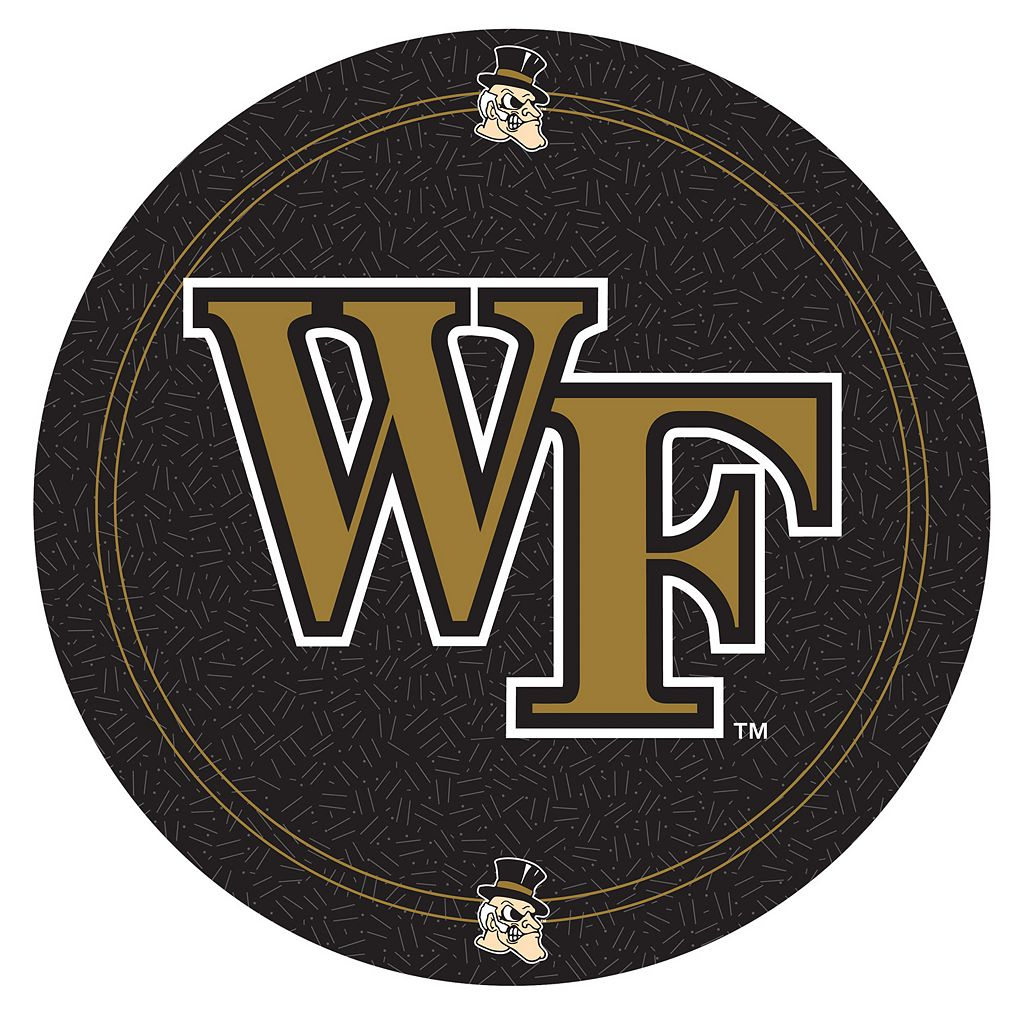 Wake Forest Demon Deacons Chrome Pub Table