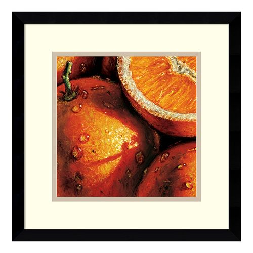 ''Oranges'' Framed Wall Art