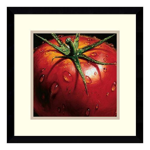 ''Tomato'' Framed Wall Art