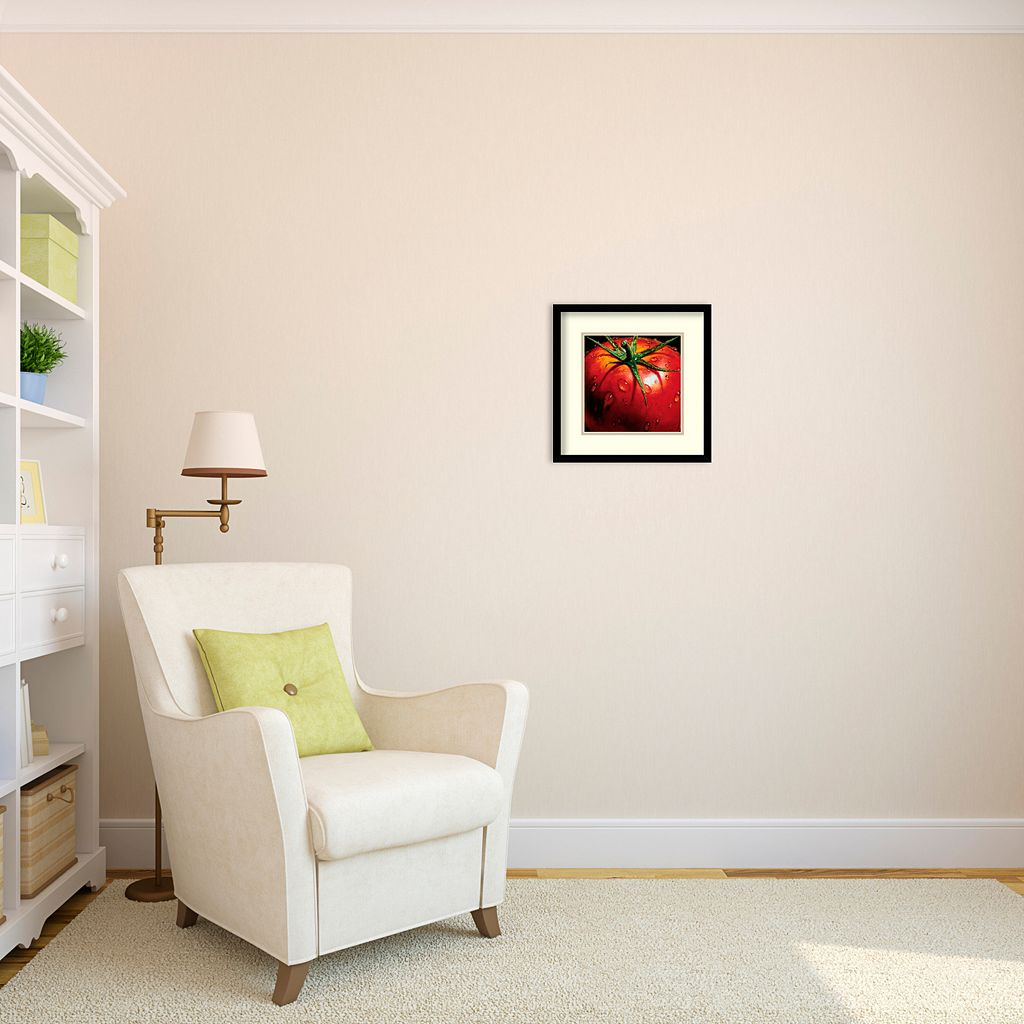 ''Tomato'' Framed Wall Art