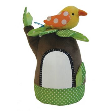 Boppy Billy Bird Activity Mirror