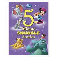 Disney 5 Minute Snuggle Stories Book