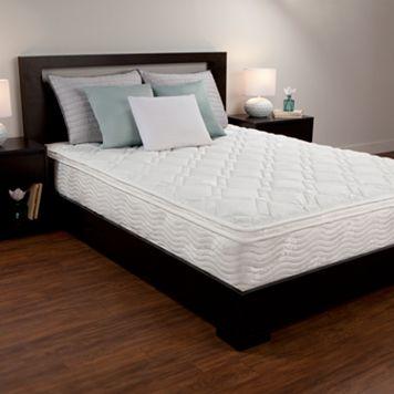 Dream Therapy 10-inch Foam & Spring Coil Mattress