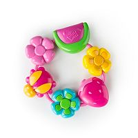 Bright Starts Pretty in Pink Buggie Bites Teether