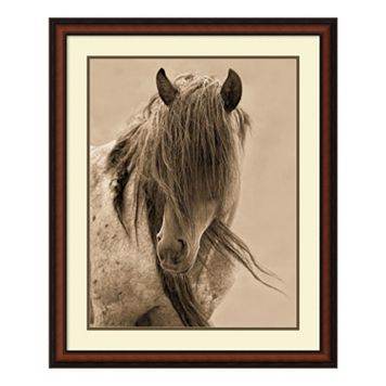 ''Freedom'' Horse Framed Wall Art