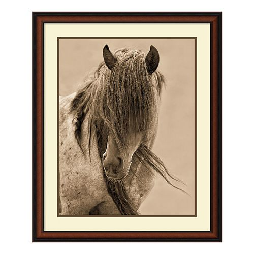 ''Freedom'' Horse Framed Wall Art