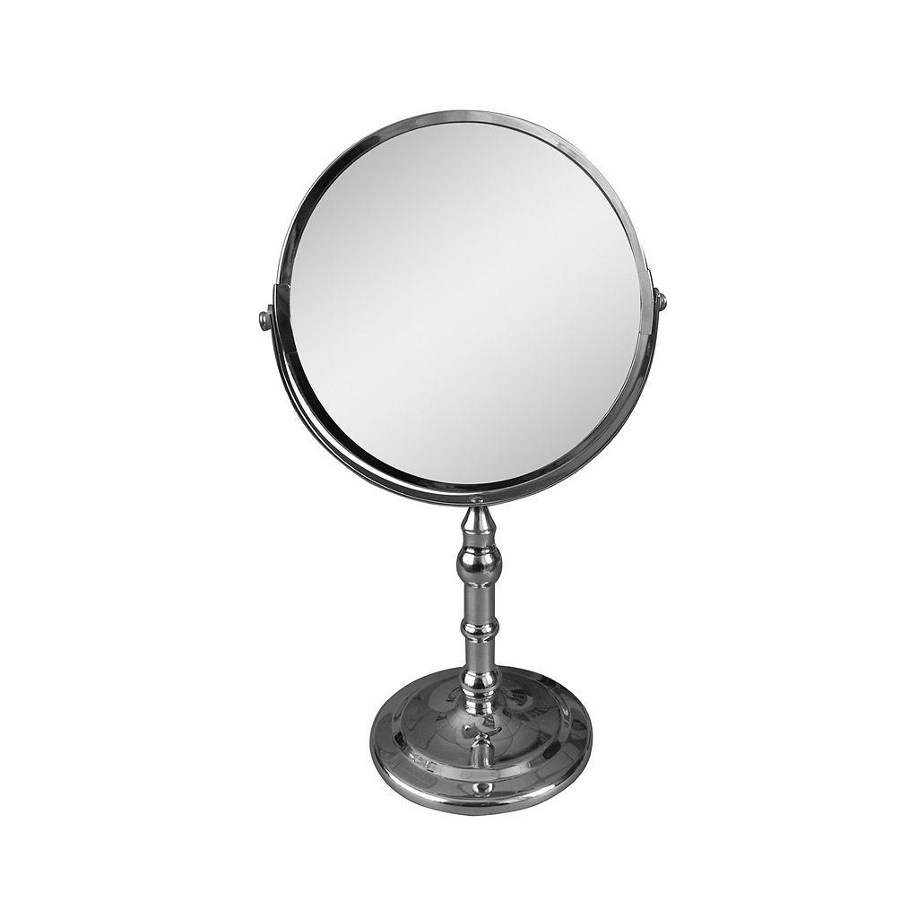 Elegant Home Fashions Classic 1X / 5X Vanity Mirror