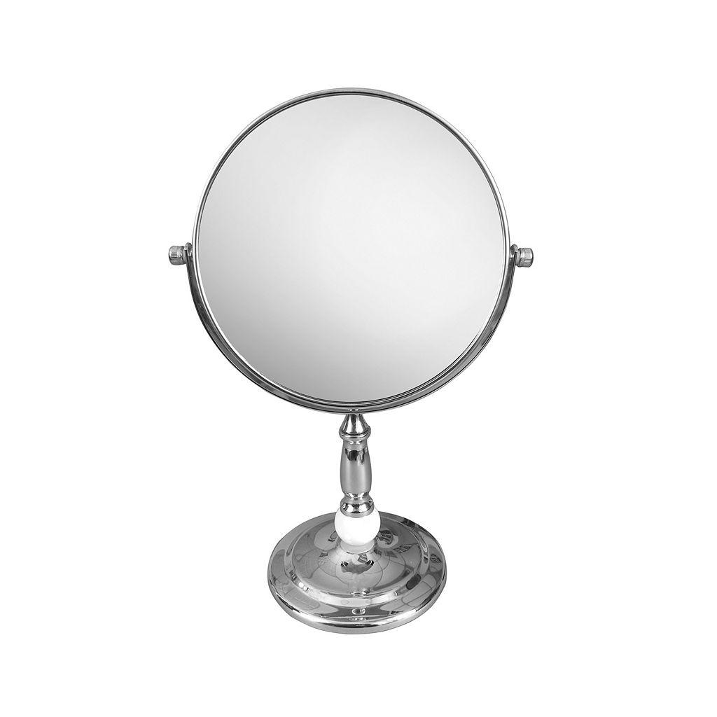 Elegant Home Fashions Orb 1X / 5X Vanity Mirror