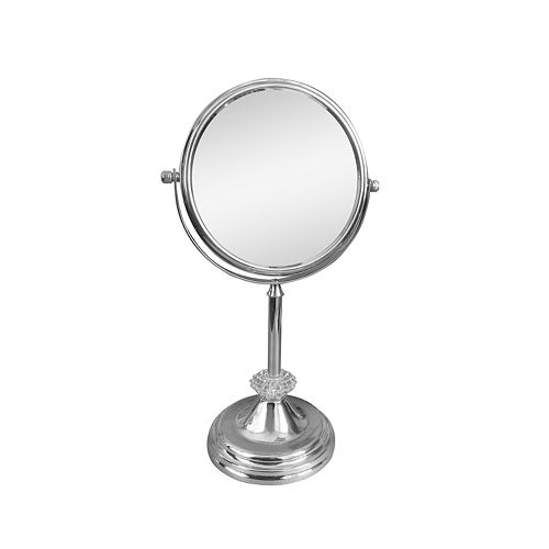 Elegant Home Fashions Sunburst 1X / 5X Vanity Mirror