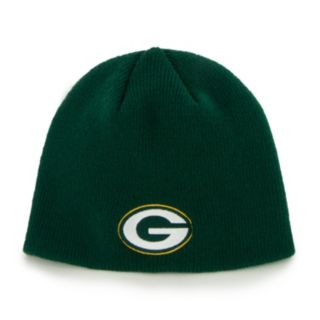 '47 Brand Green Bay Packers Knit Beanie - Adult