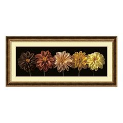 'Floral & Still Life Salute'' Framed Wall Art