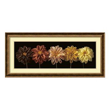 'Floral & Still Life Salute'' Framed Wall Art