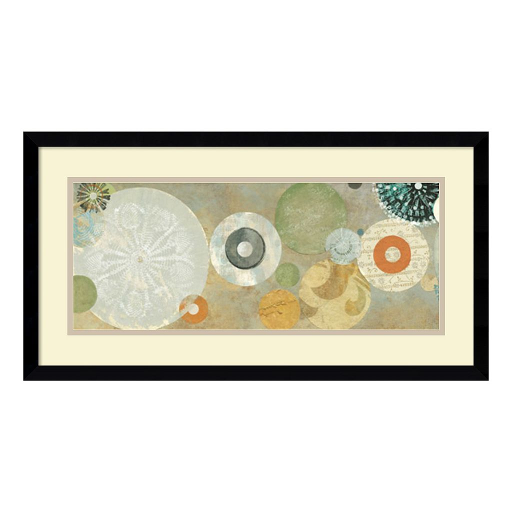 ''Beach Spa II'' Framed Wall Art