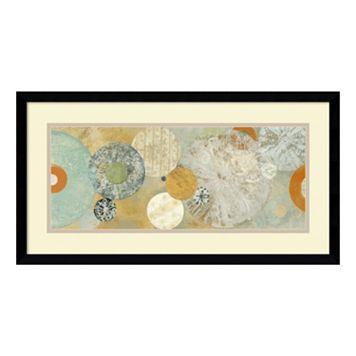 ''Beach Spa I'' Framed Wall Art
