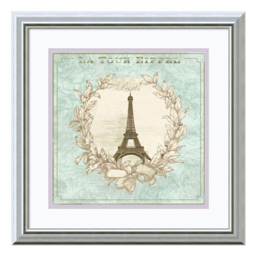''Tour de Eiffel'' Paris Framed Wall Art