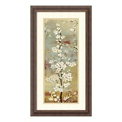 ''Blossom Canopy II'' Floral Framed Wall Art