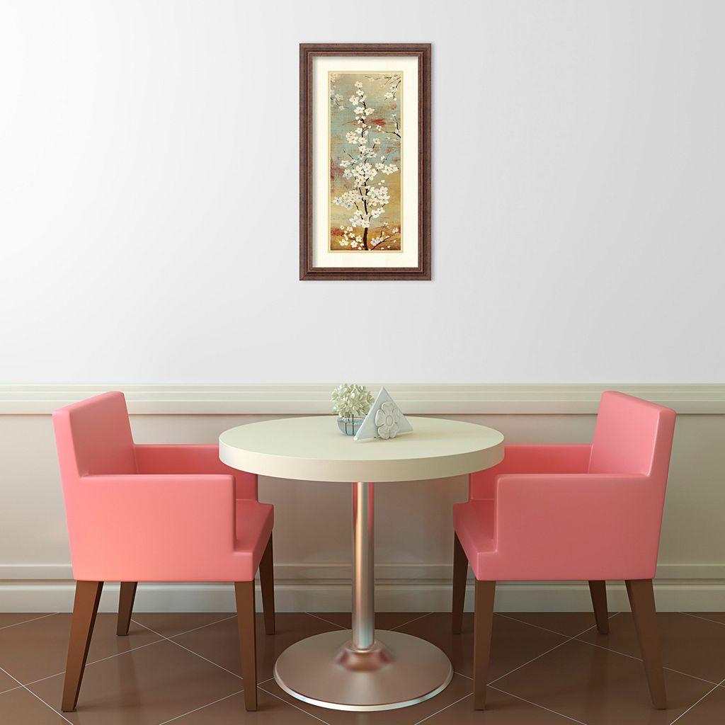 ''Blossom Canopy II'' Floral Framed Wall Art
