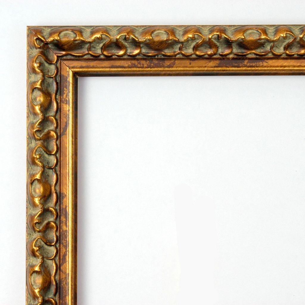 ''Tiffany Nature I'' Bird Framed Wall Art