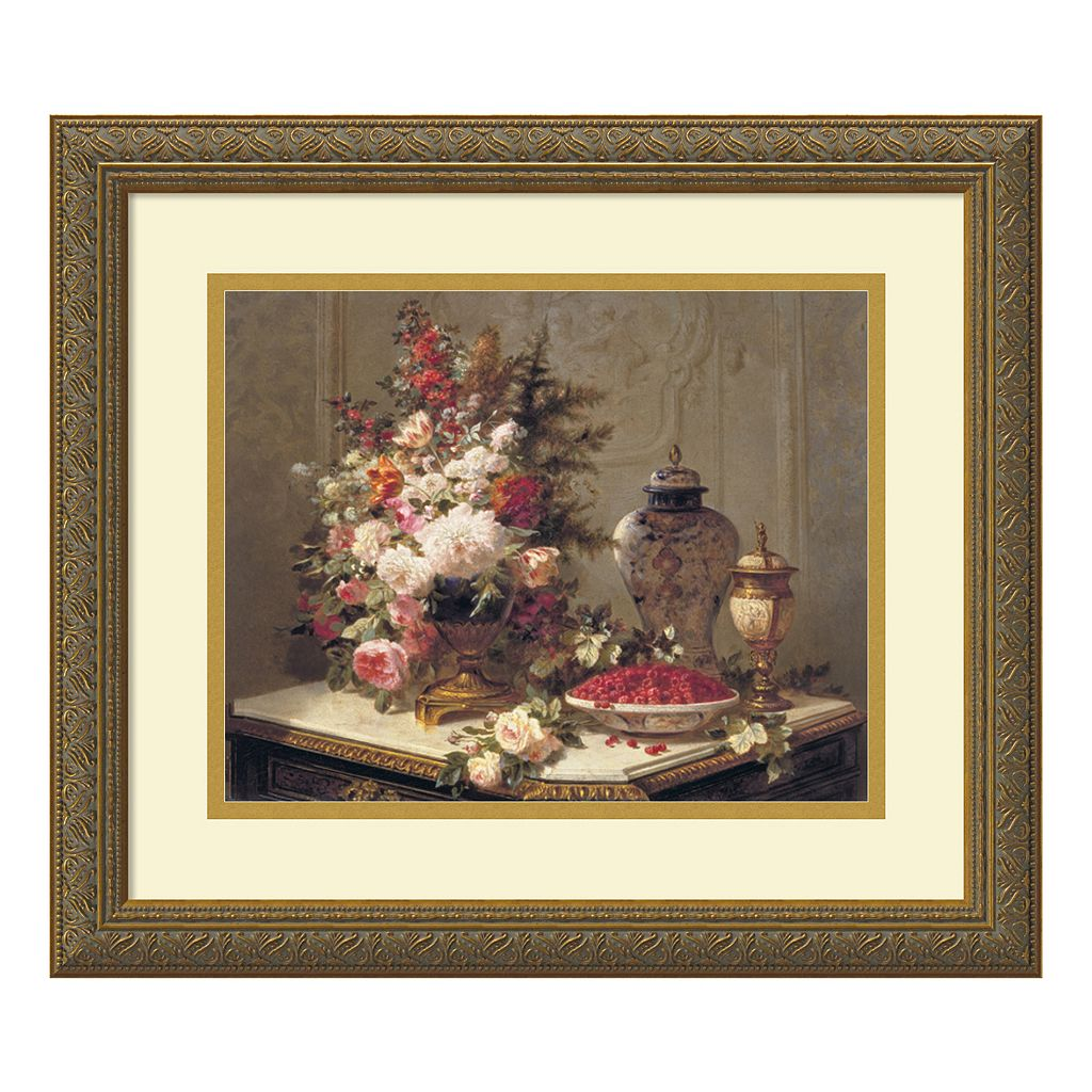 'Tulips & Other Flowers'' Framed Wall Art
