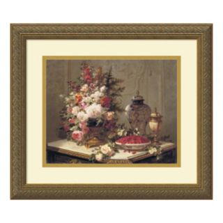 'Tulips and Other Flowers'' Framed Wall Art
