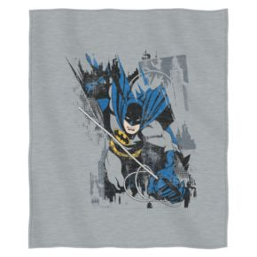 Batman Sweatshirt Throw