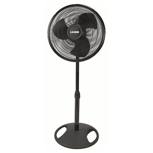 Lasko 16-in. Oscillating Stand Fan