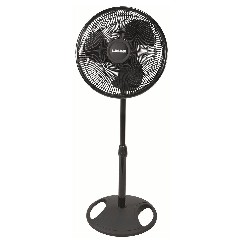 Lasko 16 In. Oscillating Stand Fan
